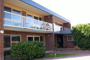 Chapman Court building Merimbula apartments