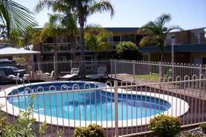 Merimbula accommodation Chapman Court Apartment Merimbula
